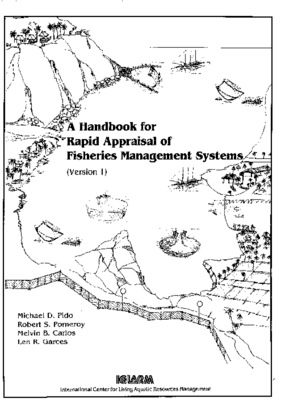 A Handbook of Rapid Appraisal of Fisheries Management Systems (Version 1)