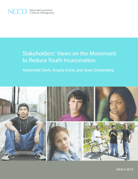 Stakeholders' Views on the Movement to Reduce Youth Incarceration