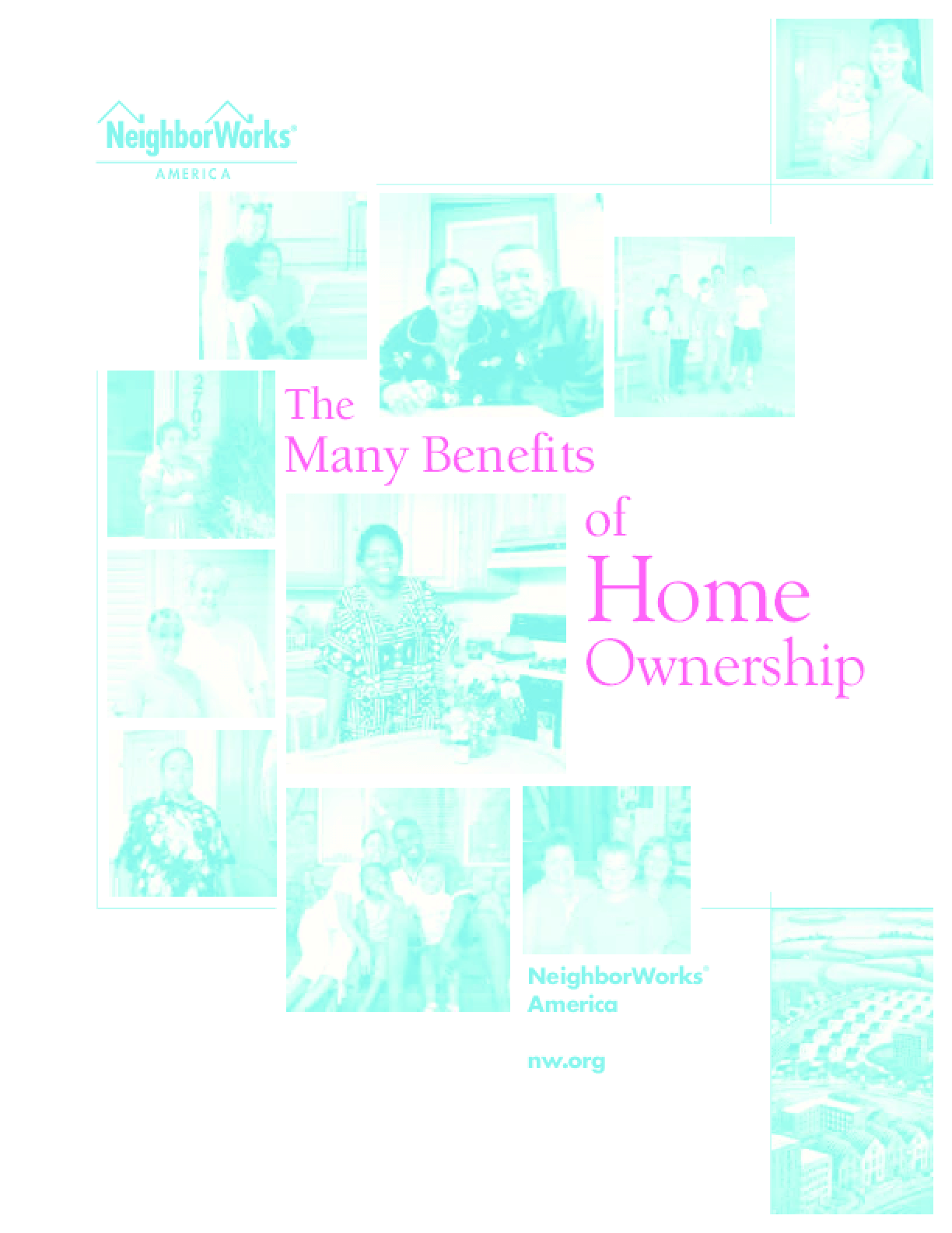 The Many Benefits of Homeownership