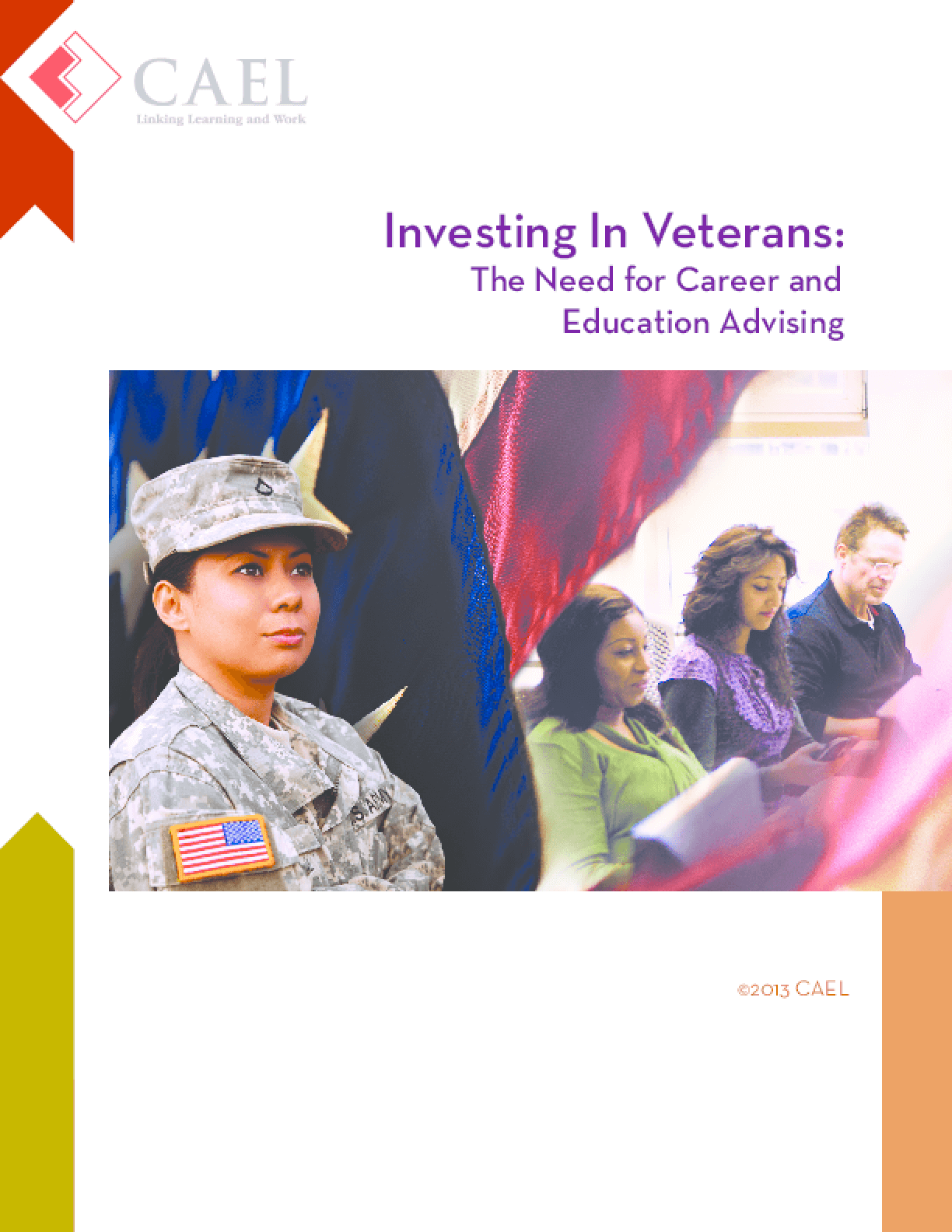 Investing In Veterans: The Need for Career and Education Advising