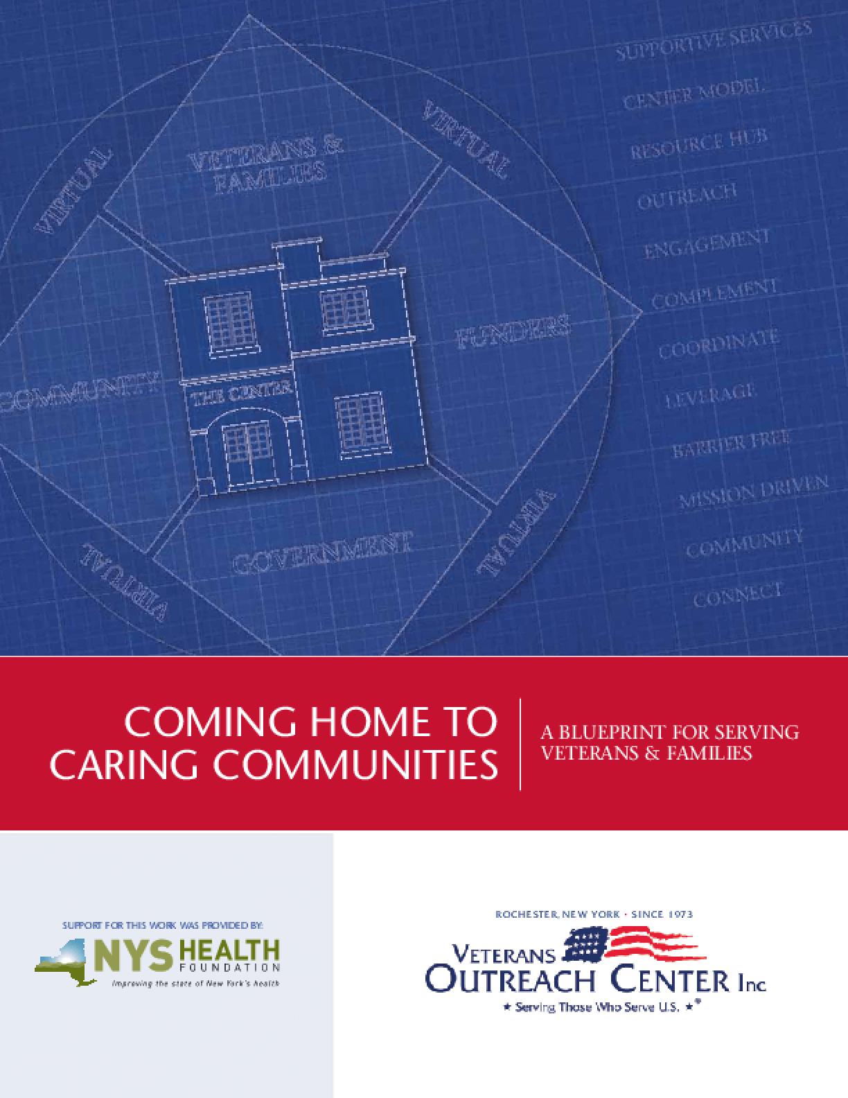 Coming Home to Caring Communities: A Blueprint for Serving Veterans and Their Families