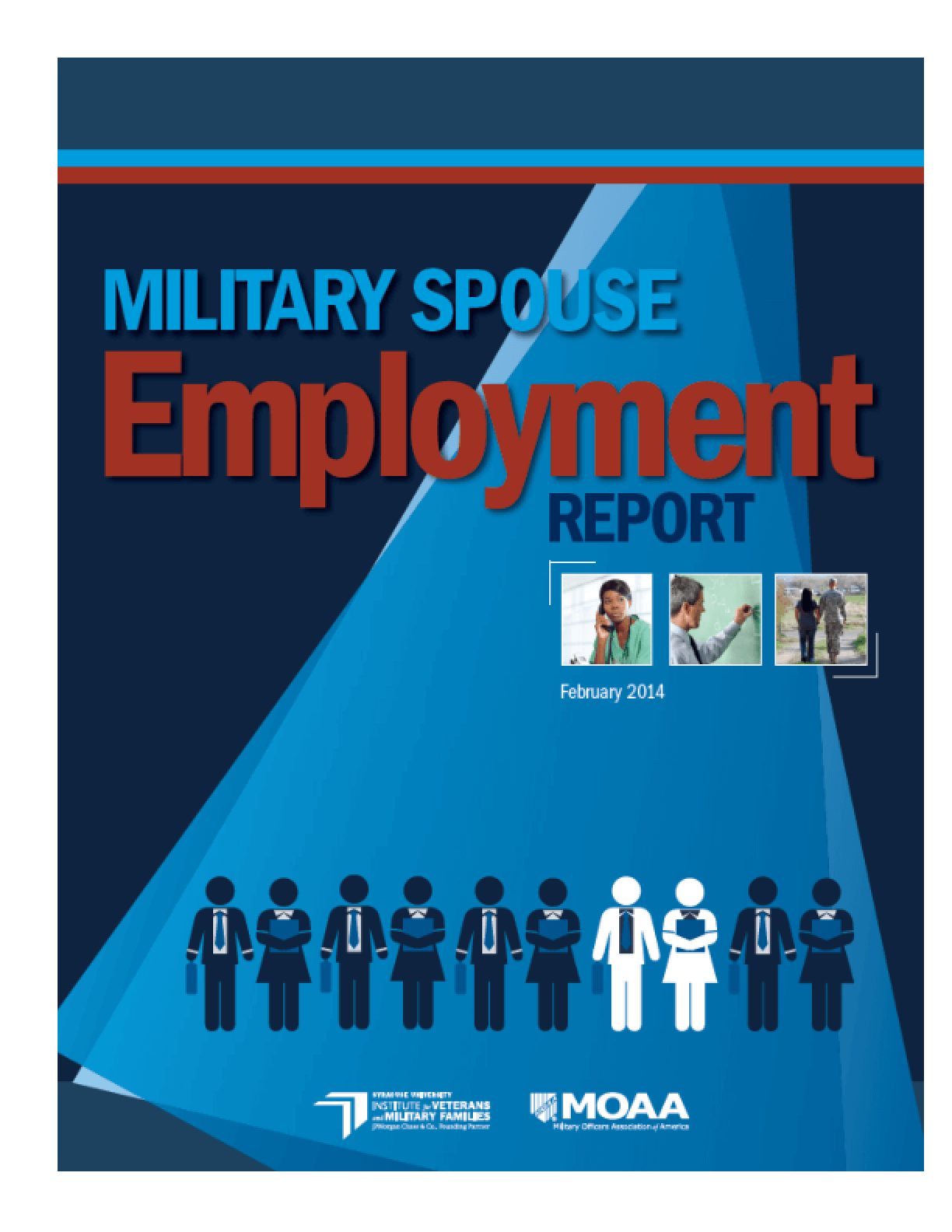 Military Spouse Employment Report