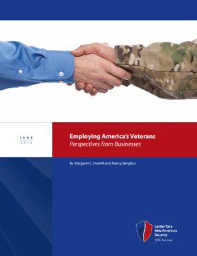 Employing America's Veterans: Perspectives from Businesses
