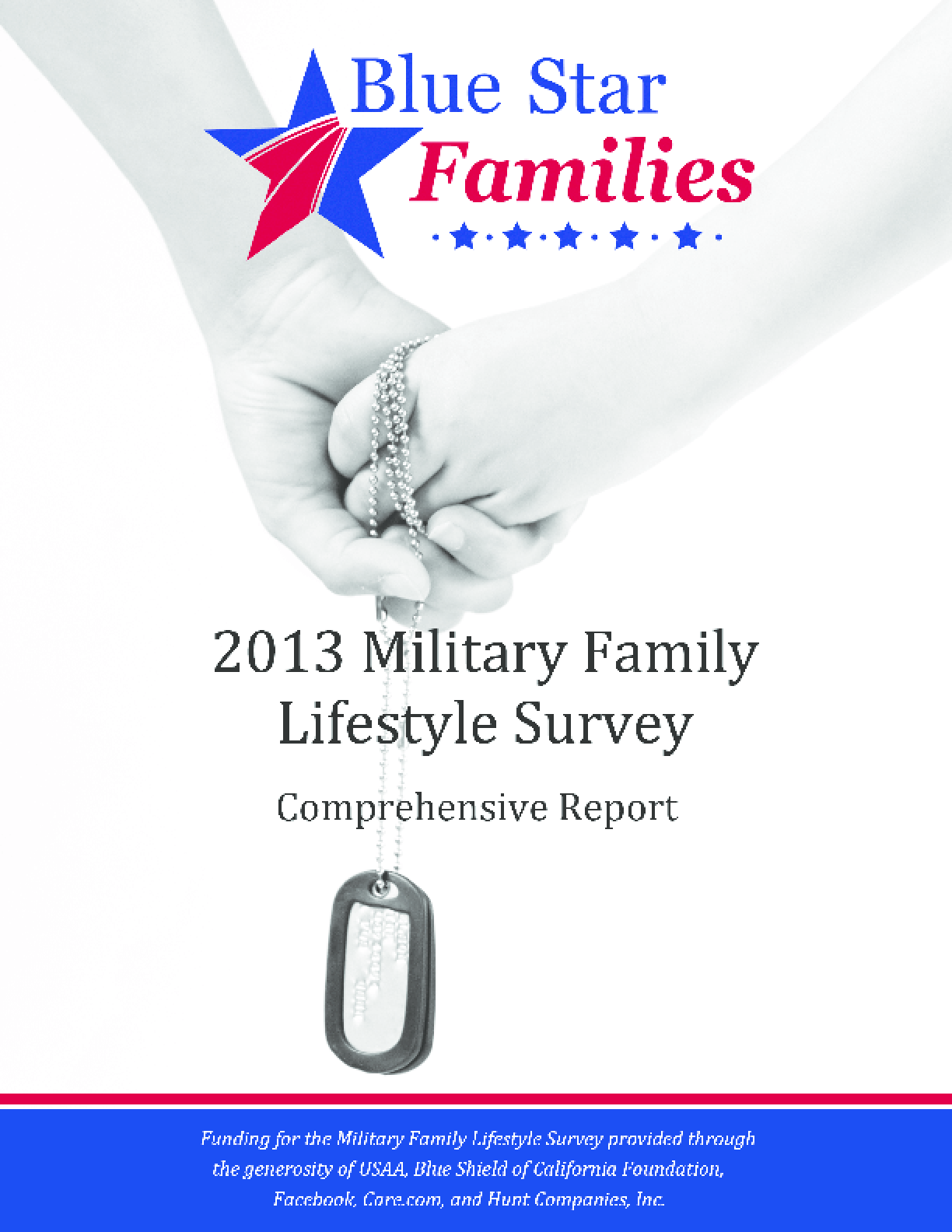 2013 Military Family Lifestyle Survey: Comprehensive Report
