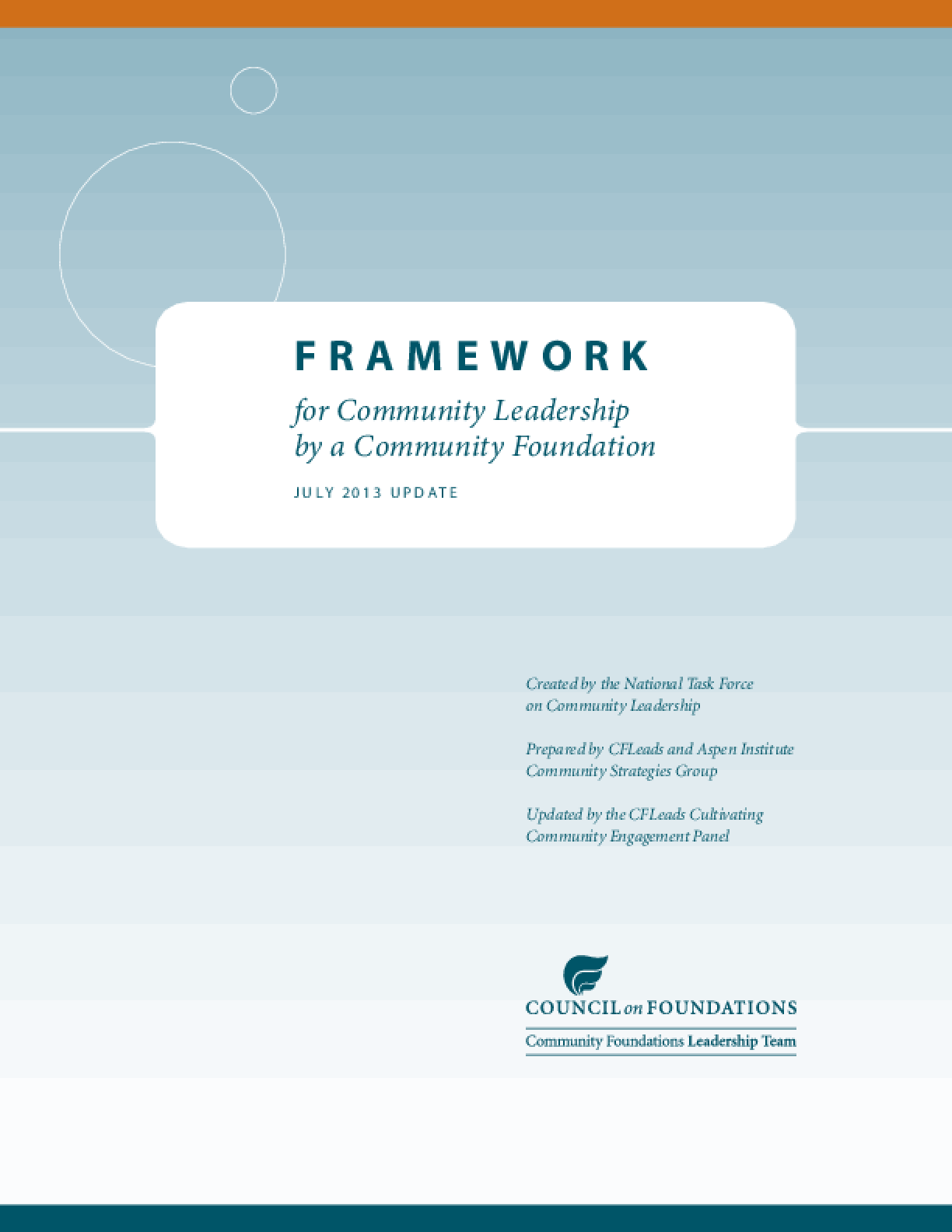 Community Foundation Atlas