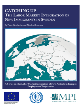 Catching Up: The Labor Market Outcomes of New Immigrants in Sweden
