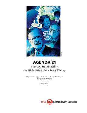 Agenda 21: The UN, Sustainability, and Right-Wing Conspiracy Theory