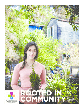 Rooted in Community: QueensCare Health Centers 2013 Annual Report