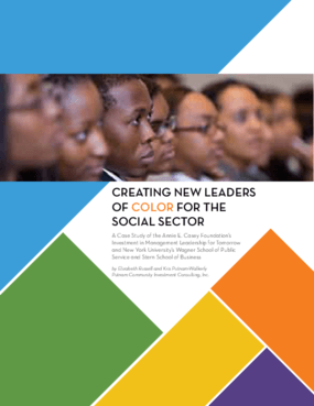 Creating New Leaders of Color for the Social Sector