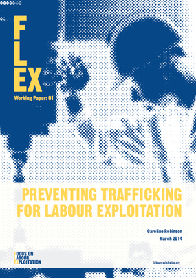 Preventing Trafficking for Labour Exploitation