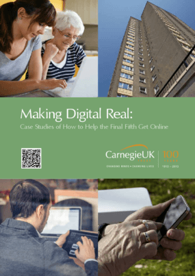 Making Digital Real: Case Studies of How to Help the Final Fifth Get Online