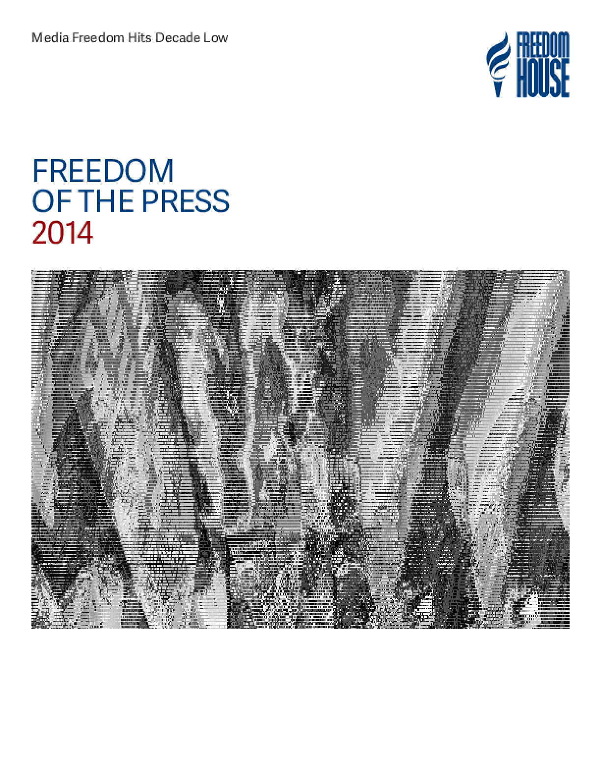 Freedom of the Press 2014