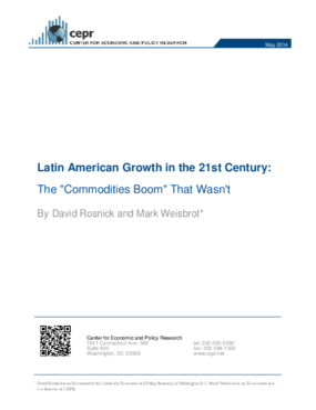 "Latin American Growth in the 21st Century: The ""Commodities Boom"" That Wasn't"