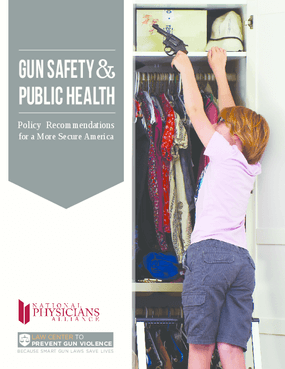 Gun Safety & Public Health: Policy Recommendations for a More Secure America