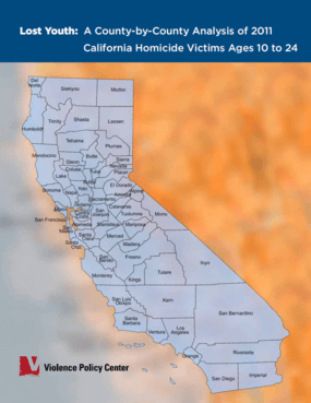 Lost Youth: A County-by-County Analysis of 2011 California Homicide Victims Ages 10 to 24