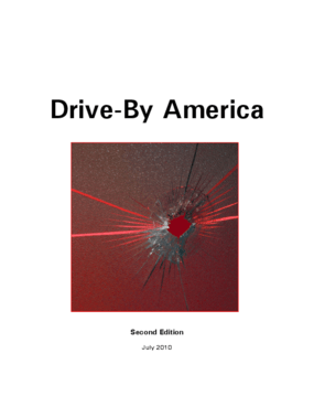 Drive-By America: Second Edition