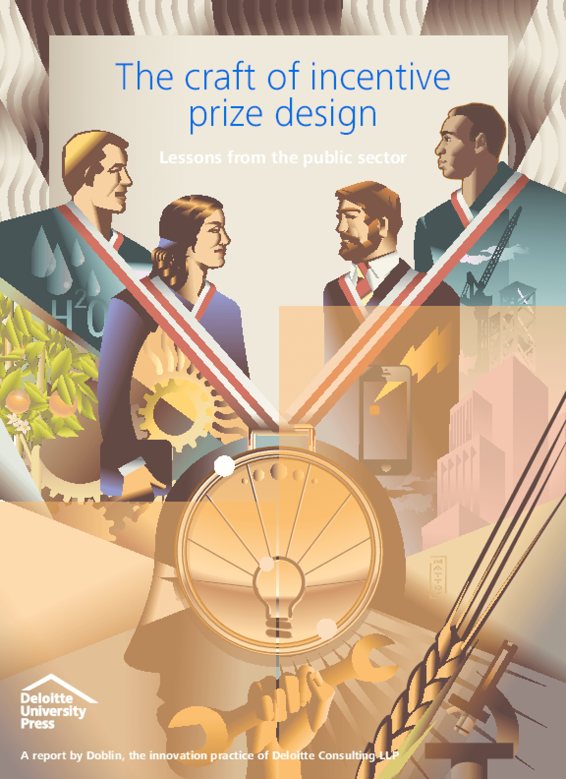 The Craft of Incentive Prize Design: Lessons from the Public Sector