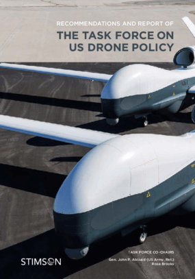 Recommendations and Report of the Task Force on US Drone Policy
