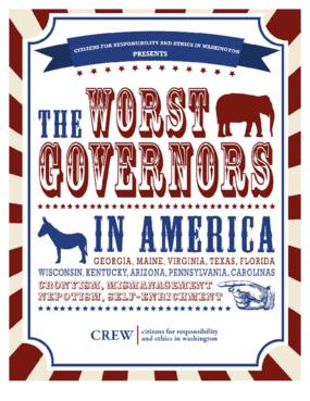 The Worst Governors in America