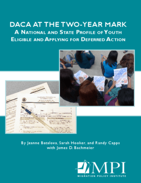 DACA at the Two-Year Mark: A National and State Profile of Youth Eligible and Applying for Deferred Action