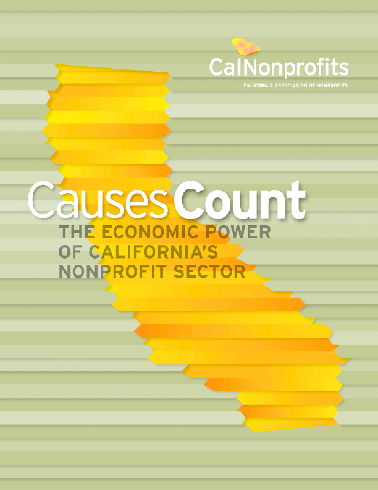 Causes Count: The Economic Power of California's Nonprofit Sector