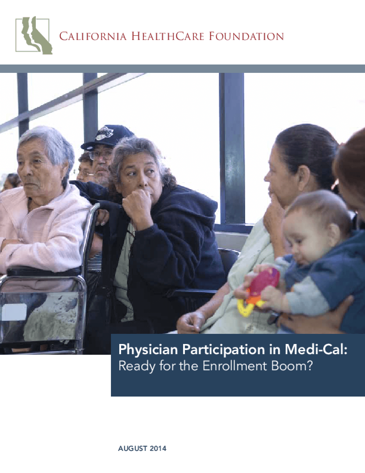 Physician Participation in Medi-Cal: Ready for the Enrollment Boom?