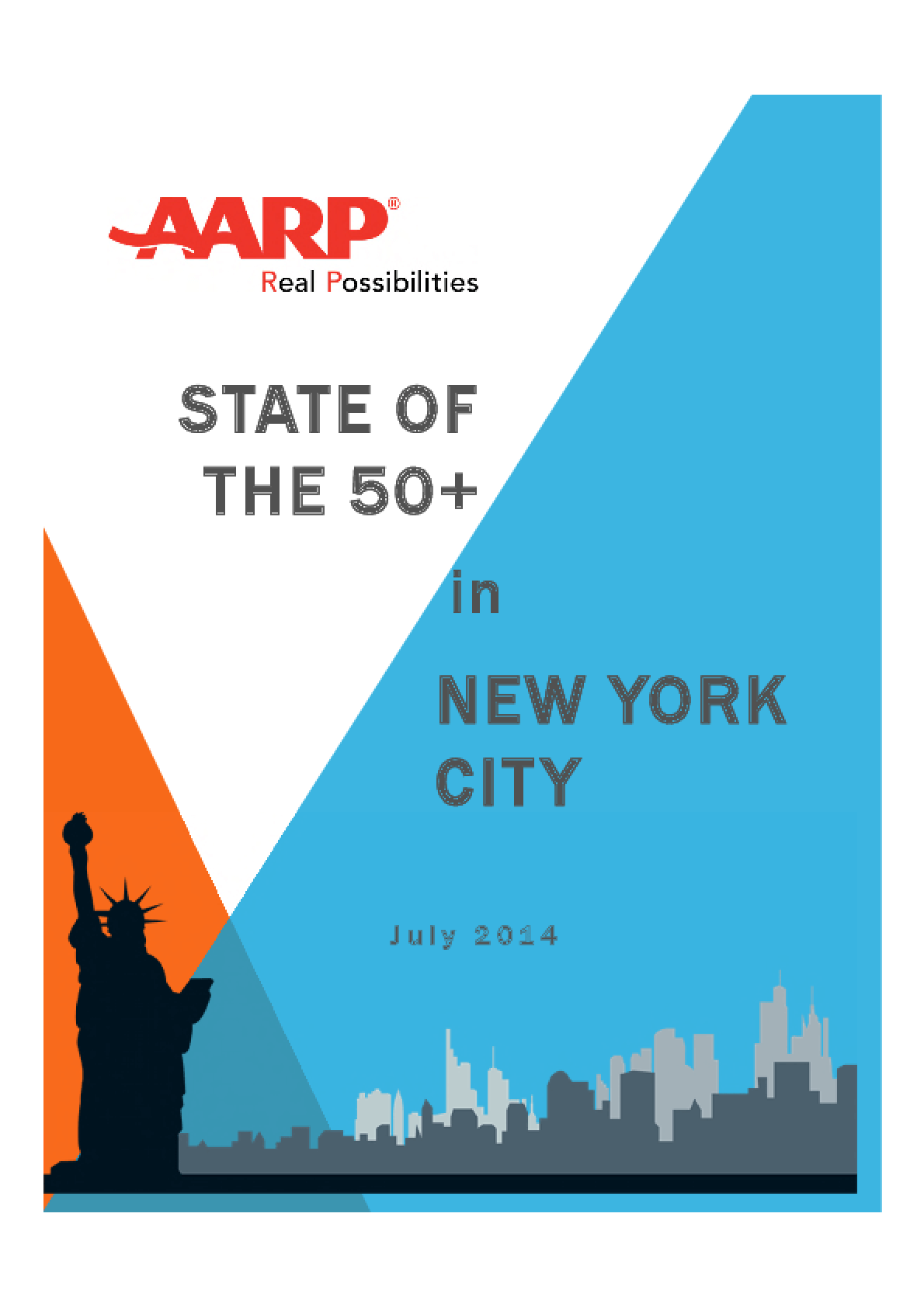 State of the 50+ in New York City