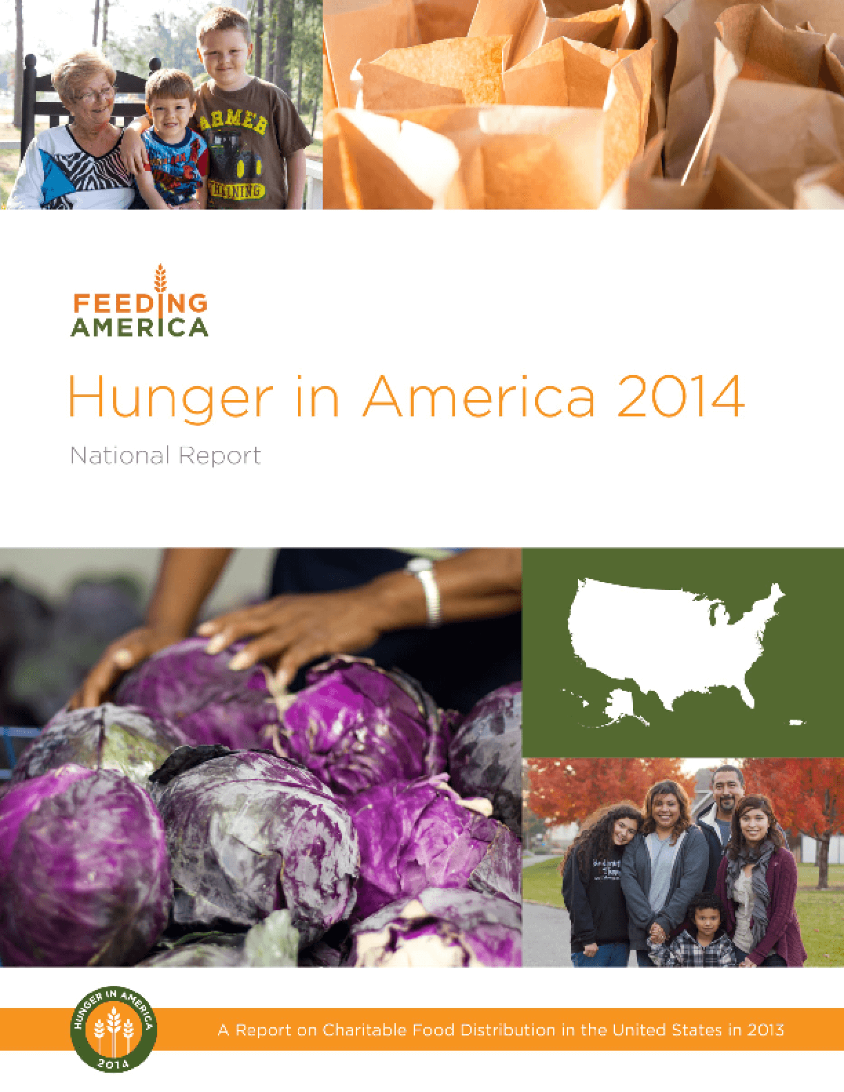 Hunger in America 2014: National Report