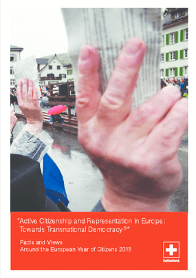 Active Citizenship and Representation in Europe: Towards Transnational Democracy?