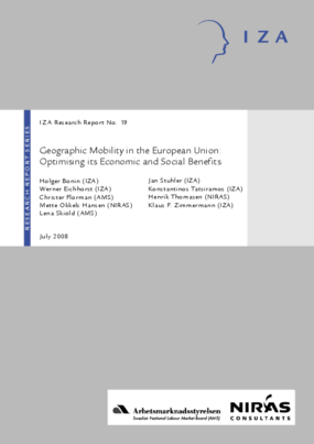 Geographic Mobility in the European Union: Optimising its Economic and Social Benefits