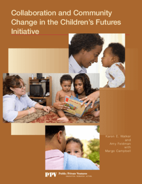 Collaboration and Community Change in the Children's Futures Initiative