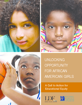 Unlocking Opportunity for African American Girls: A Call to Action for Educational Equity