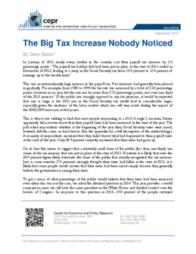 The Big Tax Increase Nobody Noticed