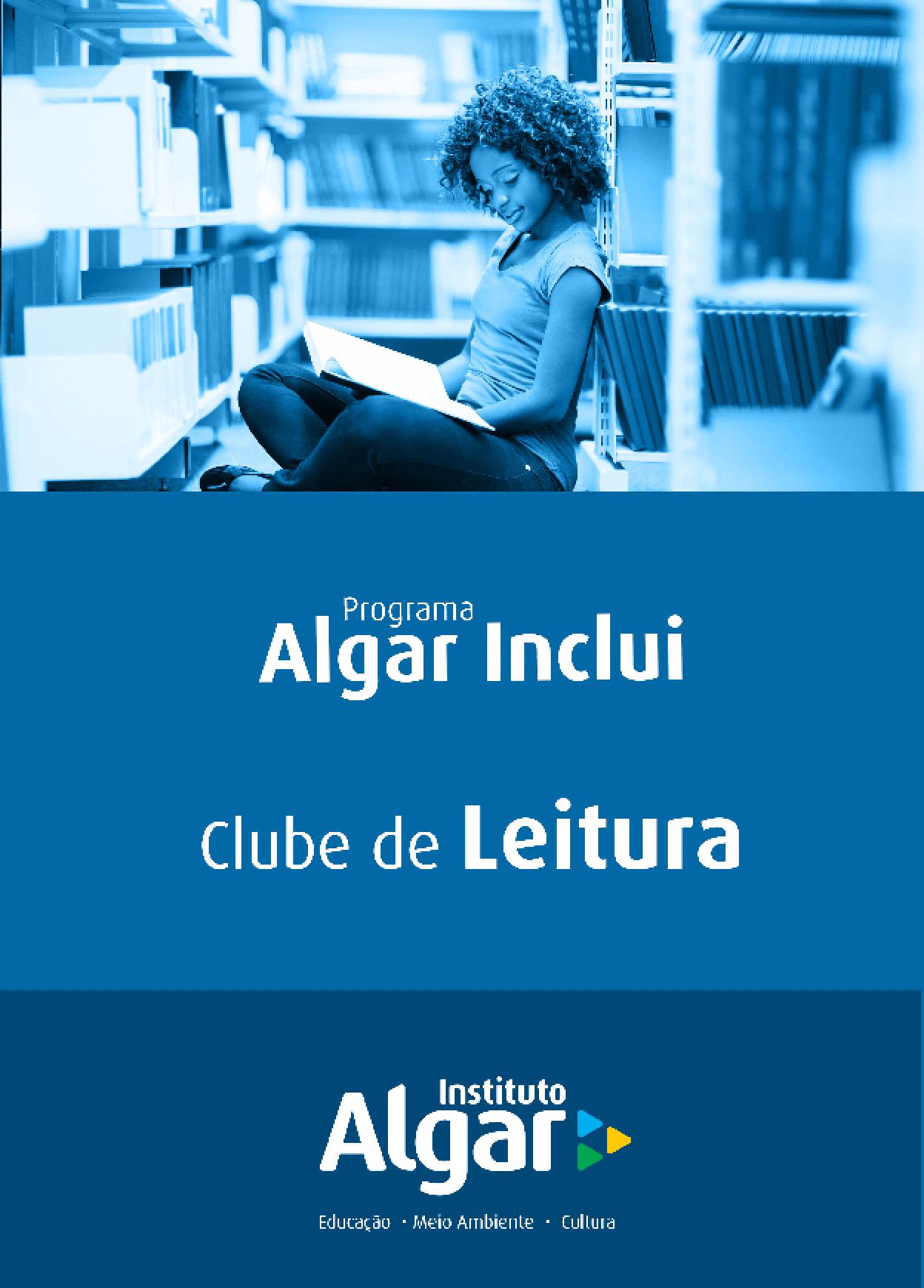 Clube da leitura ( Programa Algar inclui)
