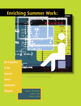 Enriching Summer Work: An Evaluation of the Summer Career Exploration Program