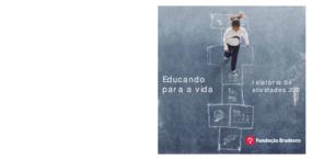 Relatório anual de atividades 2012 -- Fundação Bradesco