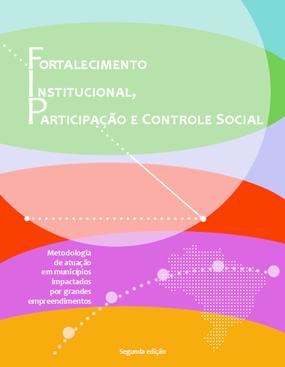 Fortalecimento institucional, participação e controle social