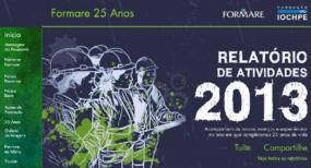 Relatório de atividades 2013 - Fundação IOCHPE
