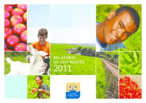Relatório de atividades 2011 - Instituto Souza Cruz