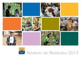 Relatório de atividades 2013 - Instituto Souza Cruz