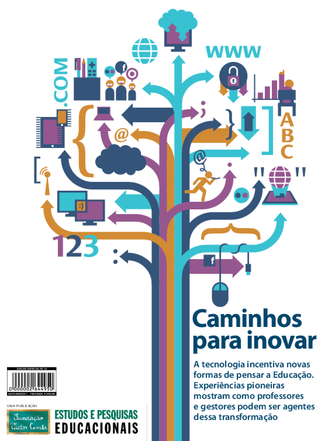Caminhos para inovar (Estudos e pesquisas educacionais)