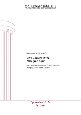 Civil Society in the 'Visegrad Four': Data and Literature in the Czech Republic, Hungary, Poland and Slovakia
