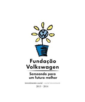 Fundação Volkswagen: semeando para um futuro melhor