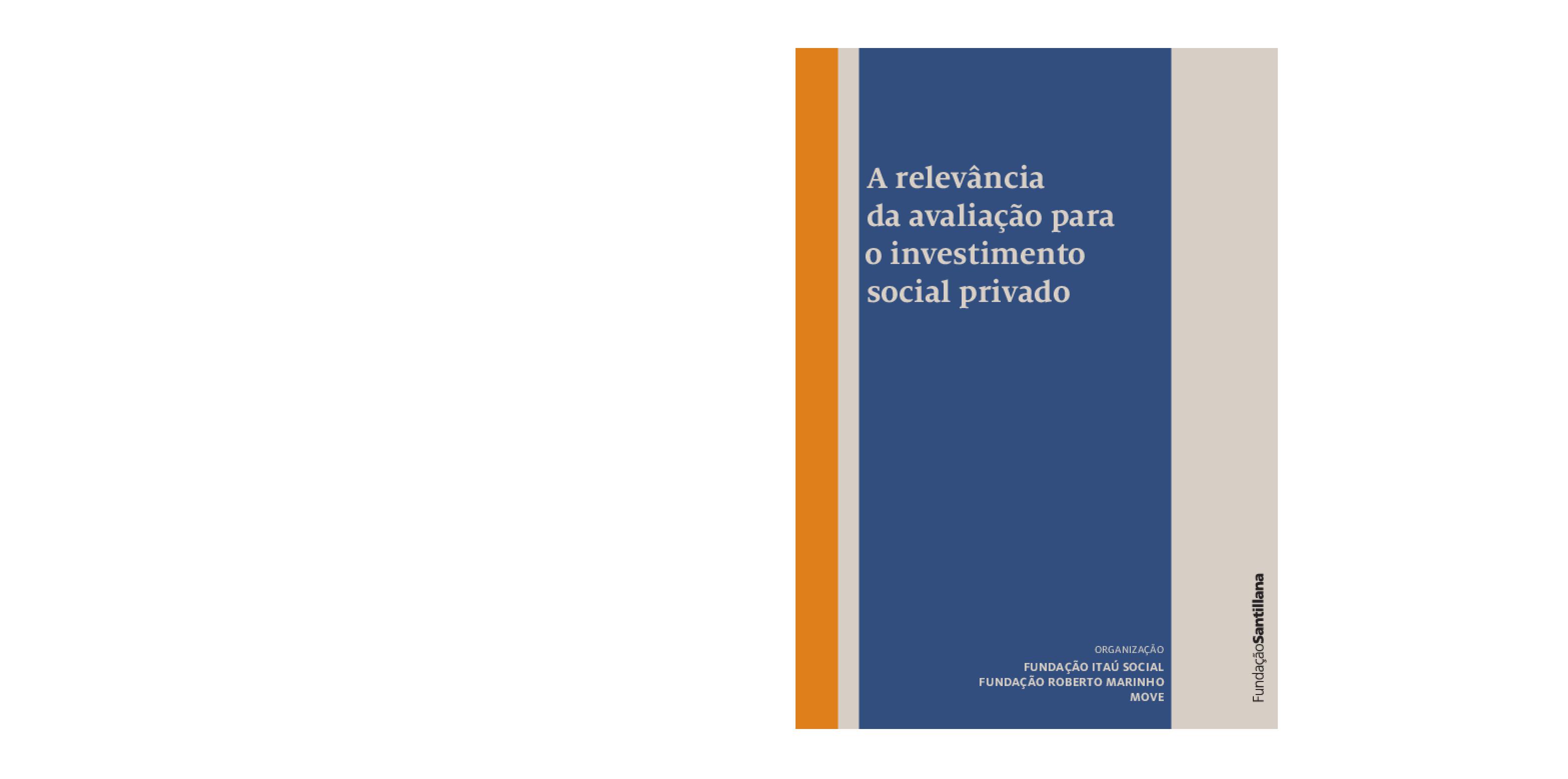 A relevância da avaliação para o investimento social privado