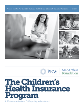 The Children's Health Insurance Program: A 50-State Examination of CHIP Spending and Enrollment