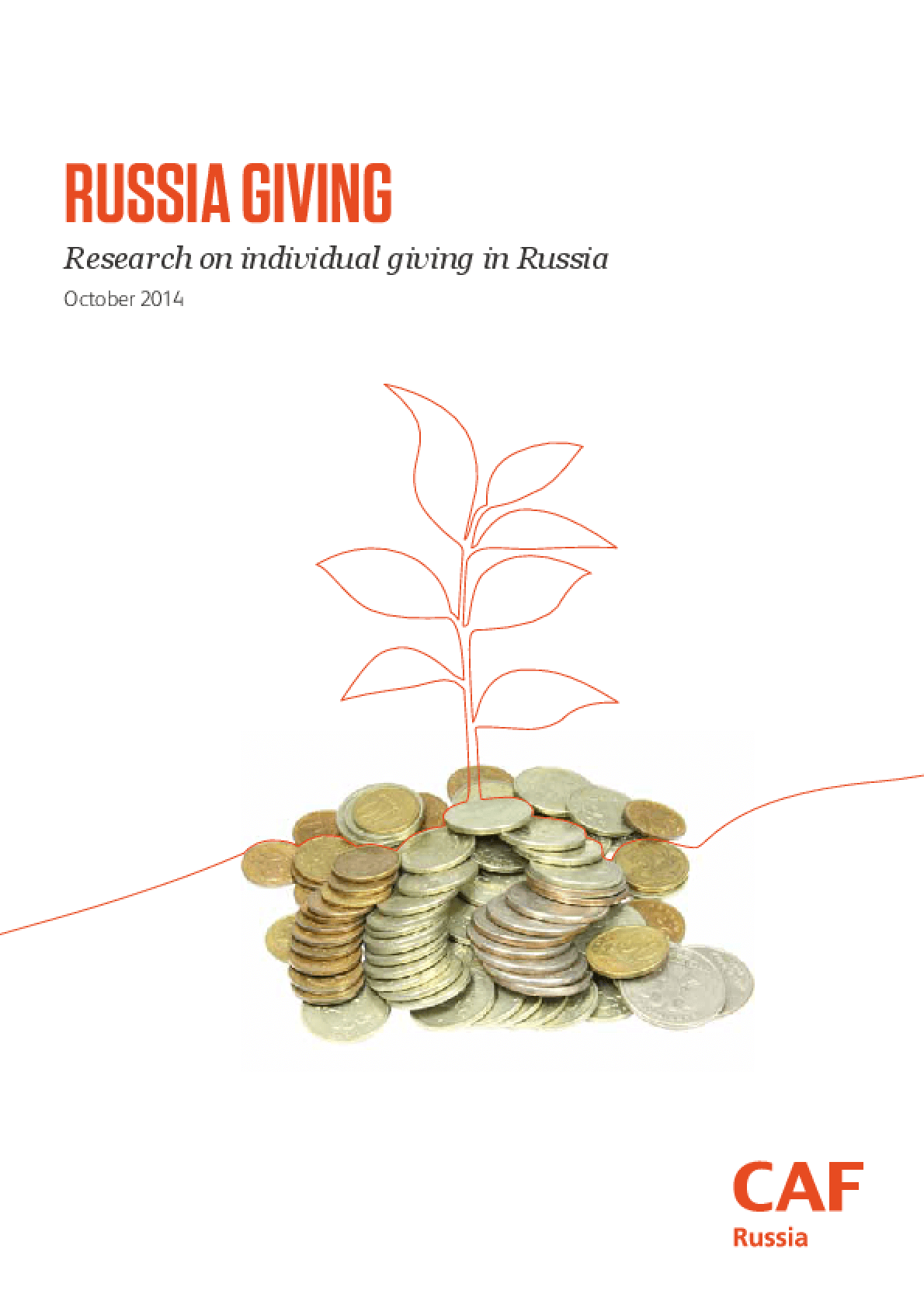 Russia Giving: Research on individual giving in Russia