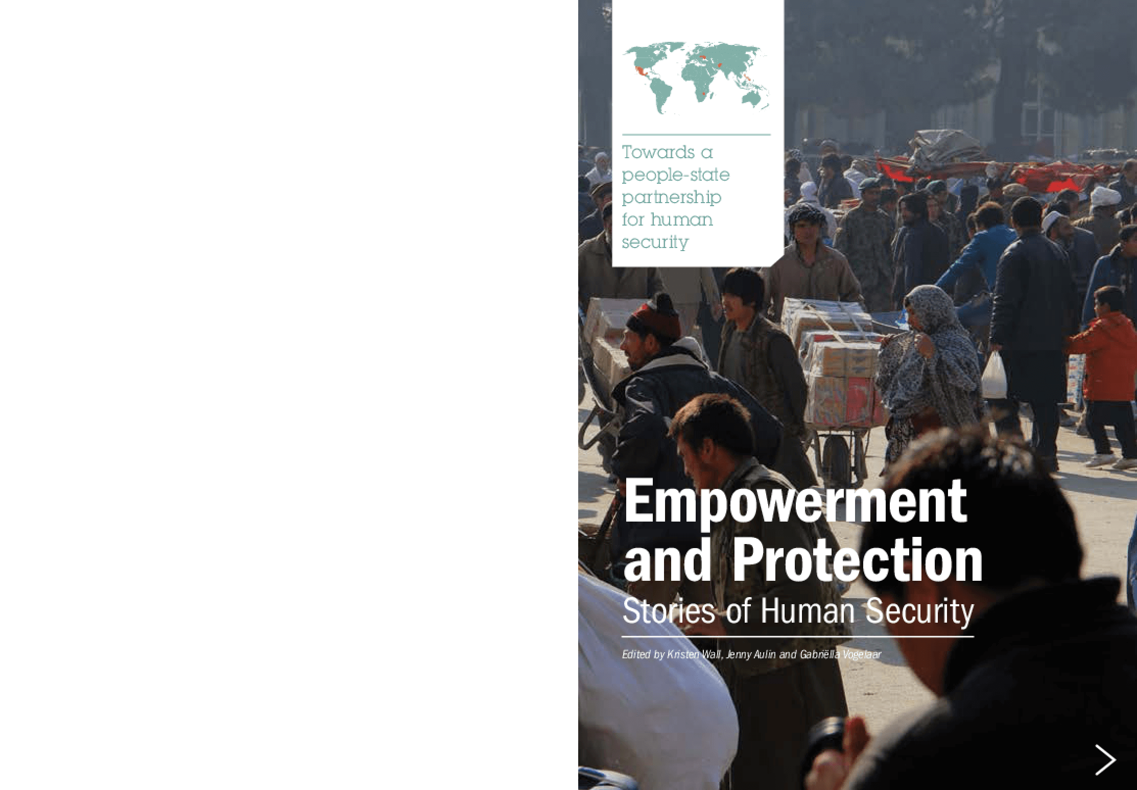 Empowerment and Protection: Stories of Human Security