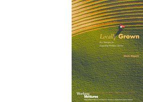 Locally Grown: Key Strategies for Expanding Workforce Services