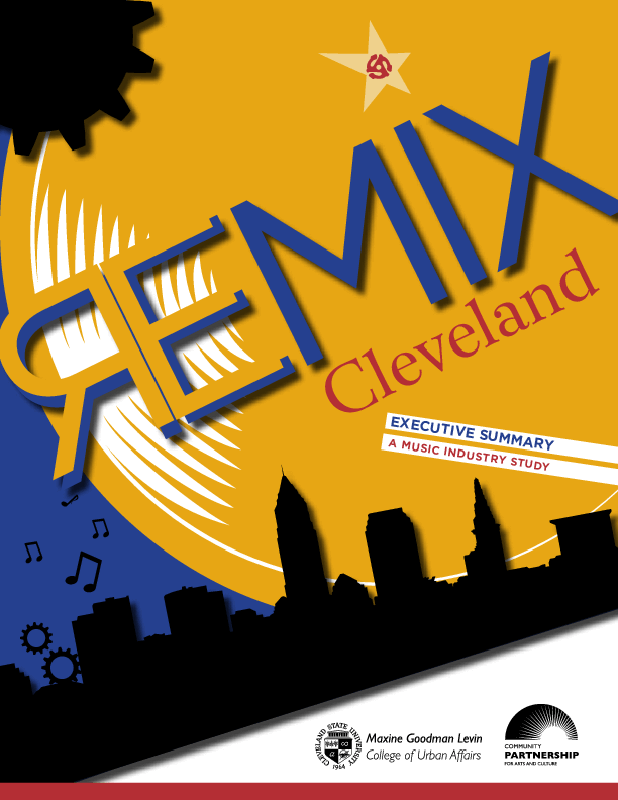 Remix Cleveland: A Music Industry Study - Executive Summary