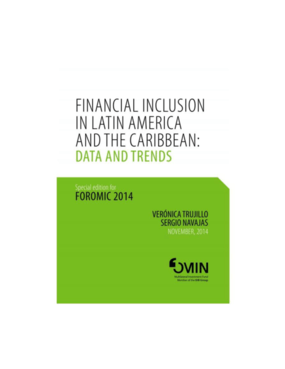 Financial Inclusion in Latin America: Data and Trends